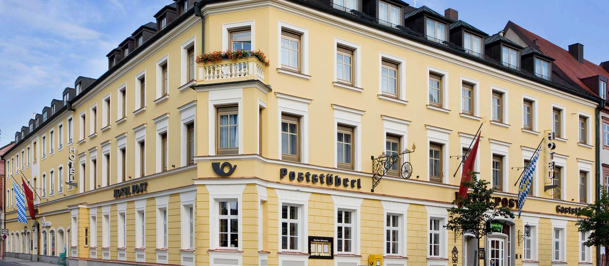 fürstenfeldbruck hotel post